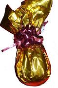 Huevo de Pascua N°12. Chocolates varios. 130 gramos. Relleno con bombones