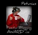 Min femte award: