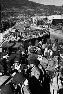 Фотографии Корейской войны