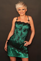 Hannah Spearritt hairstyles