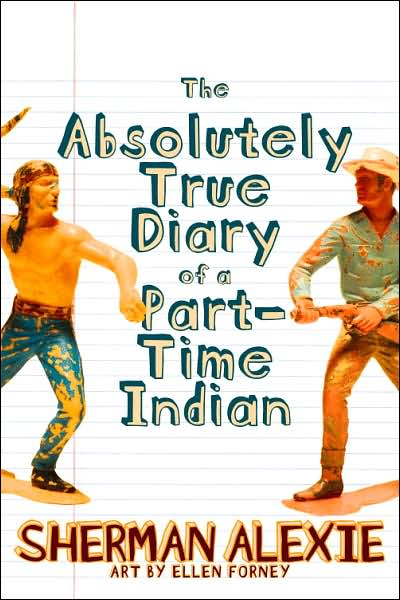 The Absolutely True Diary of a Part Time Indian is a young adult novel ...