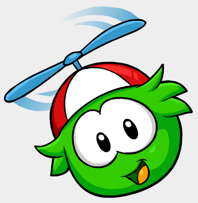 How To Draw A Puffle From Club Penguin Club Penguin reports the green