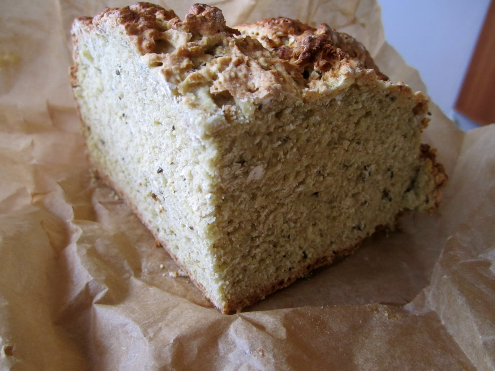 Eating in Denmark: Oat Soda Bread