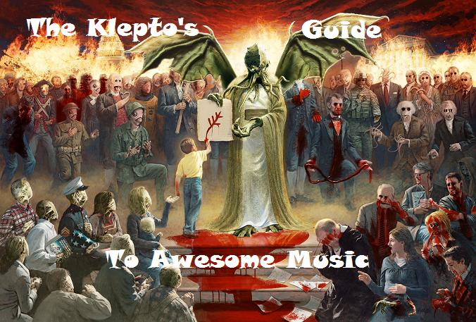The Klepto's Guide To Awesome Music