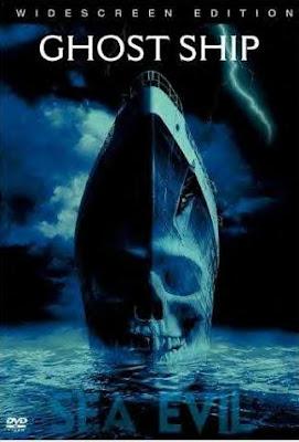"Ghost Ship: ""Sea evil."""