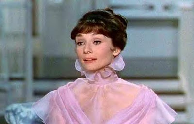 What is a good thesis statement on intro paragraph about audrey hepburn?