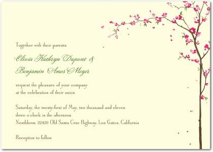 Ya estoy de novia!: Invitaciones para matrimonio en el campo!