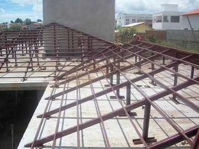 Ferro para telhado