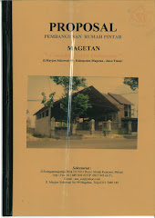 PROPOSAL PEMBANGUNAN RUMAH PINTAR CHANDRA SURYO INDONESIA MAGETAN