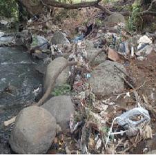 Basuras en rios