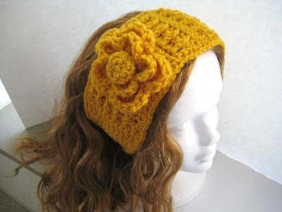Comfort Ear Warmer | Free Crochet Pattern