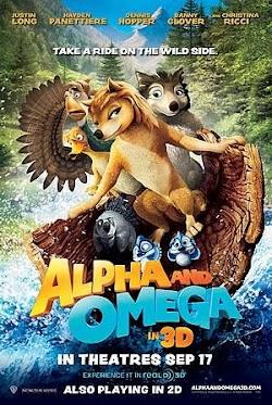Thủ Lĩnh Sói Xám - Alpha And Omega (2010) Poster