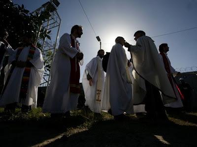 Oficiaron misa en la Villa 31 para recordar los 36 años del crimen del padre Carlos Mugica