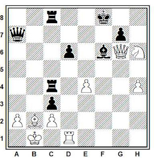 Problema número 348 en problemas de ajedrez