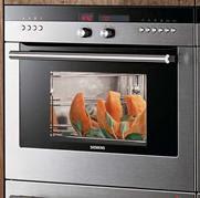 Electrodomésticos de línea blanca: Conservación de un horno