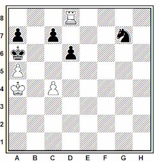 Problema número 236 en problemas de ajedrez