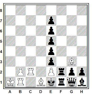 Problema número 261 en problemas de ajedrez