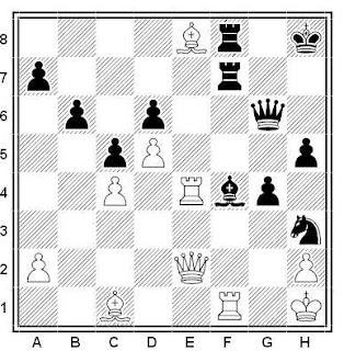 Problema ejercicio de ajedrez número 582: Osnos - Yutman (URSS, 1968)
