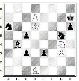 Problema número 389 en problemas de ajedrez