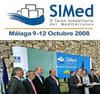 Promotoras e inmobiliarias en la Feria SIMed 2008