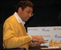 Vishy Anand Campeón del Mundo de Ajedrez 2008