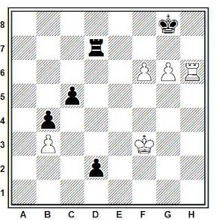 Problema de ajedrez número 435: Gutman - Foistel (Francia, 1982)