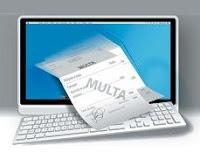 Las multas por email o las e-multas