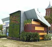 Edificio y vivienda sostenible y ecológica