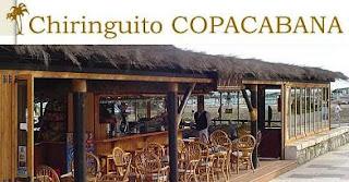 Chiringuito Copacabana en Playamar Torremolinos