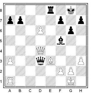 Problema ejercicio de ajedrez número 506: Dobirchin - Bonsch (Alemania, 1977)