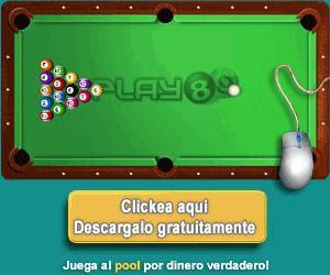 Jugar al billar por dinero en Play89