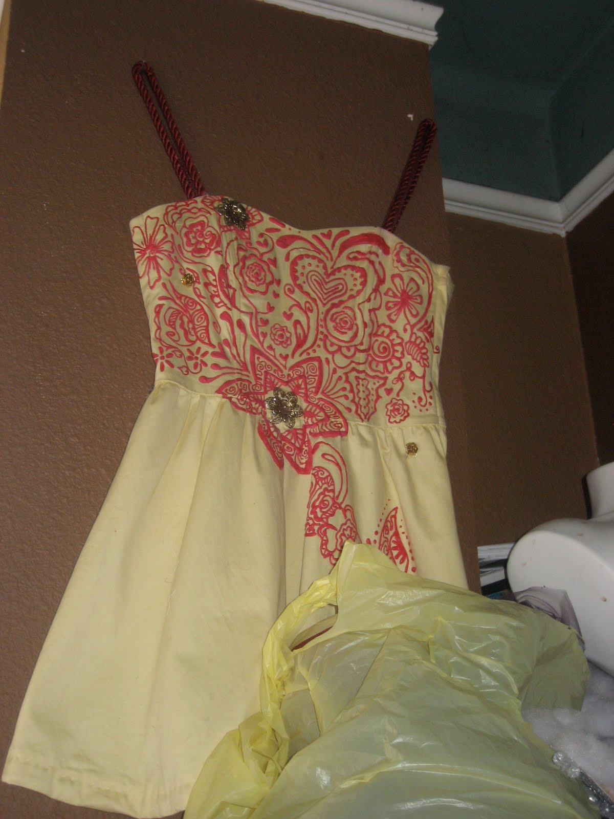An interview with danielle the dressmaker san francisco Puffy paint shirt designs