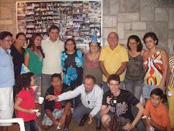 Aniversariantes do mês de setembro da Comunidade Adorai