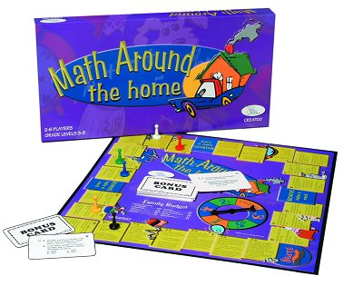 Importance of math games for kids