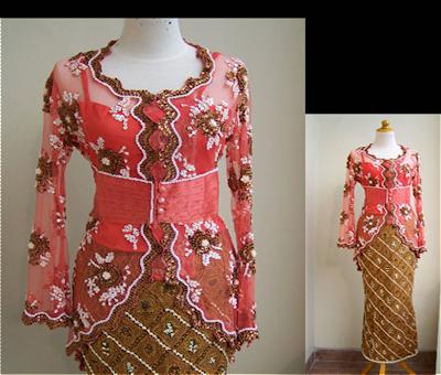 Model kebaya moderen - Info Fashion Terbaru dan Artikel Wanita