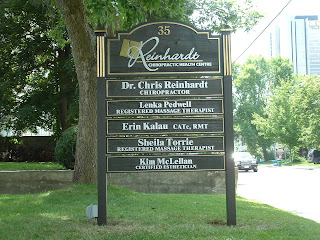 Cedar Signs - The Sign Depot