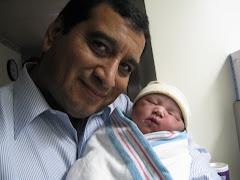 Dad and Eliana