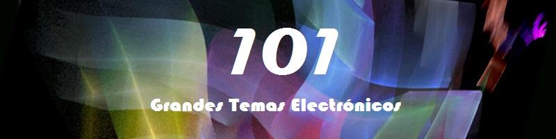 101 Grandes Temas Electrónicos