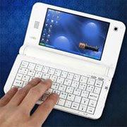Laptop Terkecil di Dunia