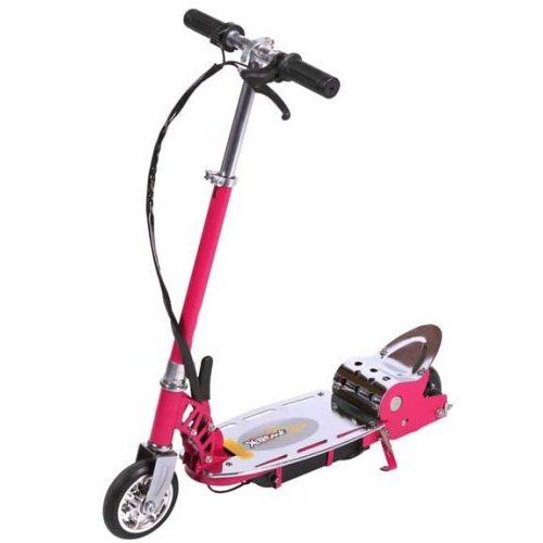 Electric scooters for teenagers - photo#1