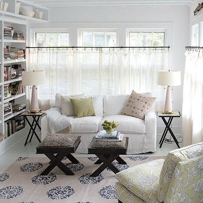 How To Hang Curtains | House  Home