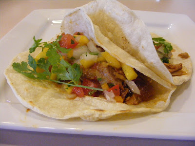 WE EAT: Shredded Pork Tacos