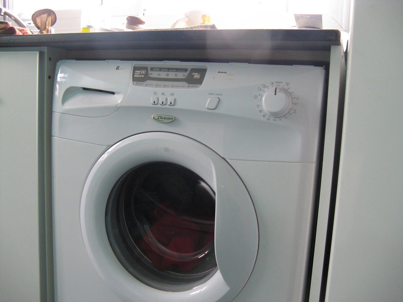 Grupo redecorate soluciones para lavarropas bajo mesada for Bajo mesada de cocina para armar