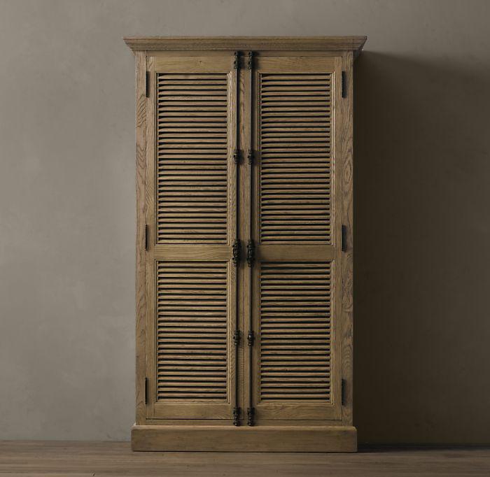Casita Design: Restoration Hardware Cabinets