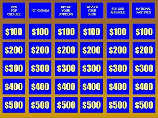 jeopardy games for powerpoint presentation