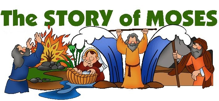 The catholic toolbox lesson plan pre k k moses for The catholic toolbox
