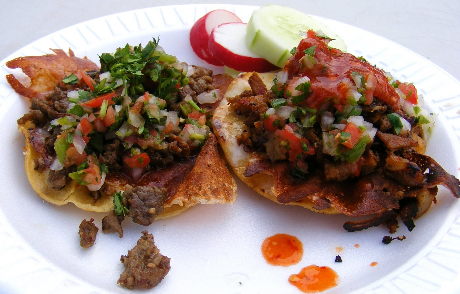 Carne Asada Taco Vampiro Recipes — Dishmaps