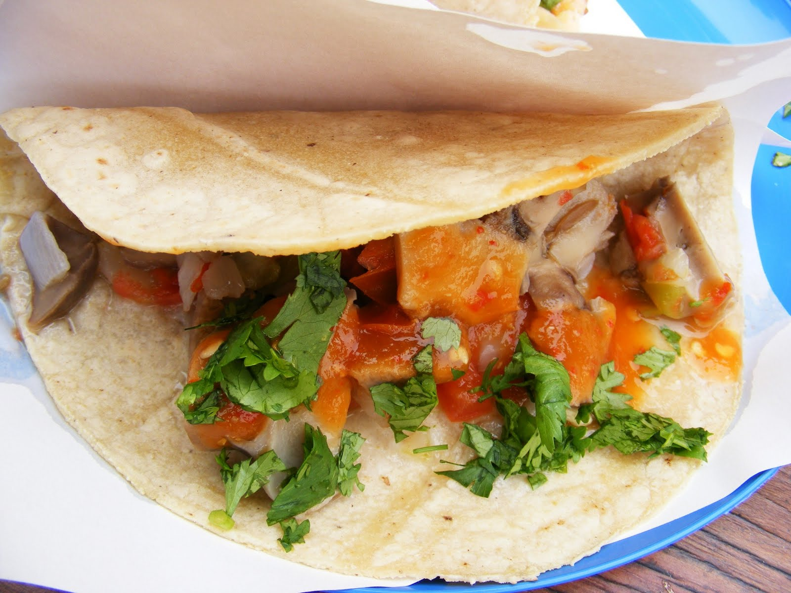 Street Gourmet LA: Tacos Marco Antonio, Ensenada, BC: The Pride of ...