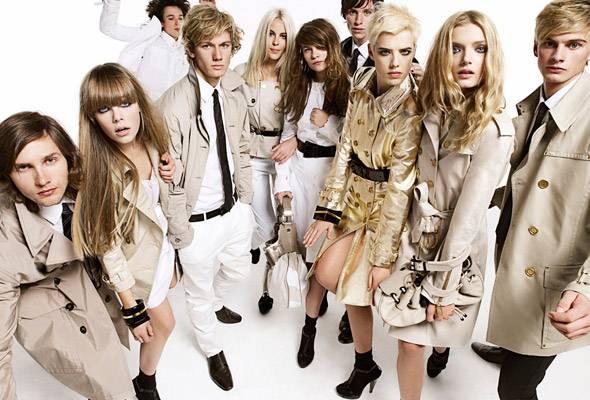Плащи и пальто...  Модный бренд: Burberry Prorsum / Берберри Прорсум.