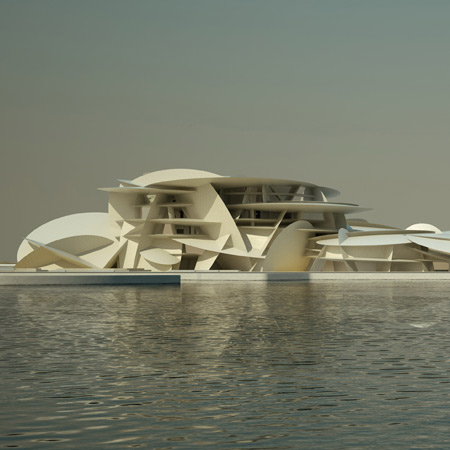 National Museum Of Qatar By Jean Nouvel